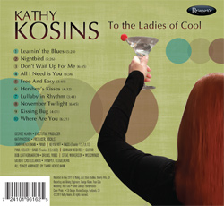 CD Cover Back